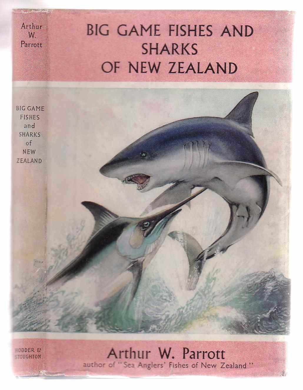 Image for Big Game Fishes Of New Zealand