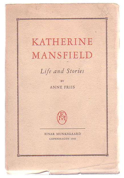 Image for Katherine Mansfield Life and Stories