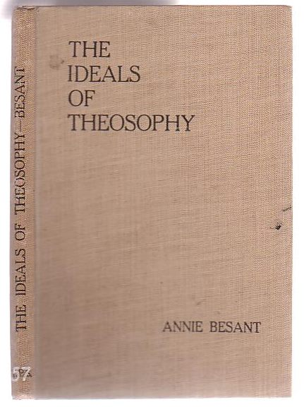 Image for The Ideals of Theosophy