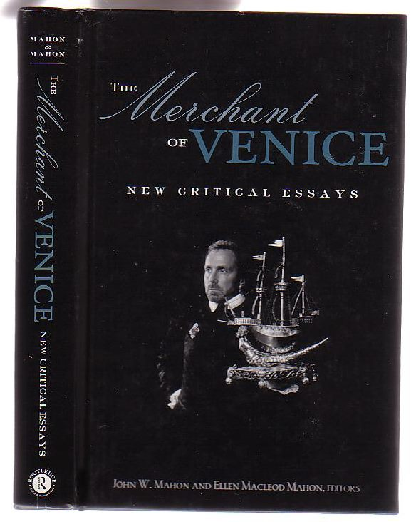 Image for The Merchant of Venice: New Critical Essays