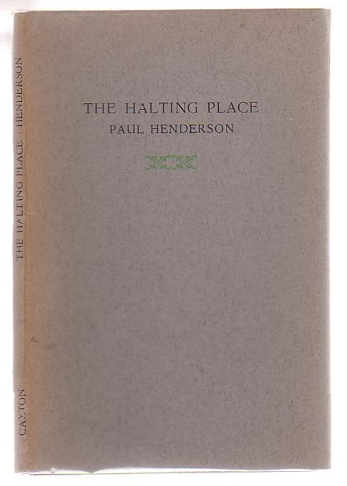Image for The Halting Place