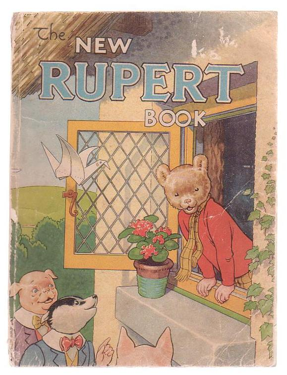 Image for The New Rupert Book - Rupert Annual 1946