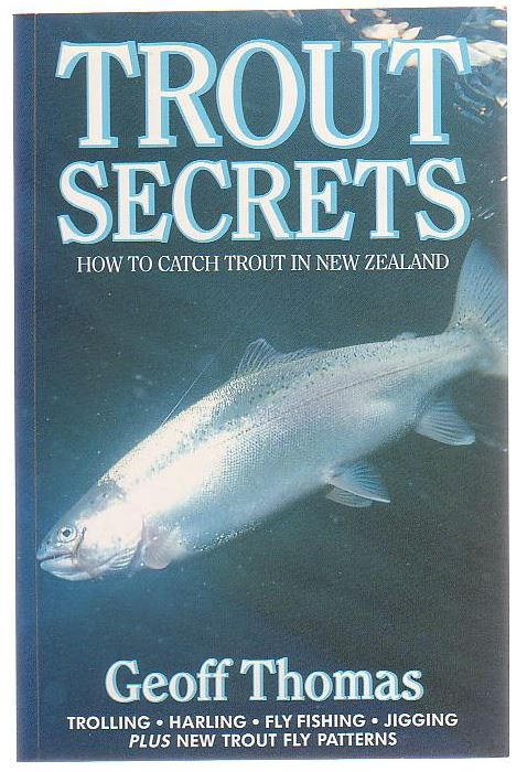 Image for Trout Secrets: How to Catch Trout in New Zealand