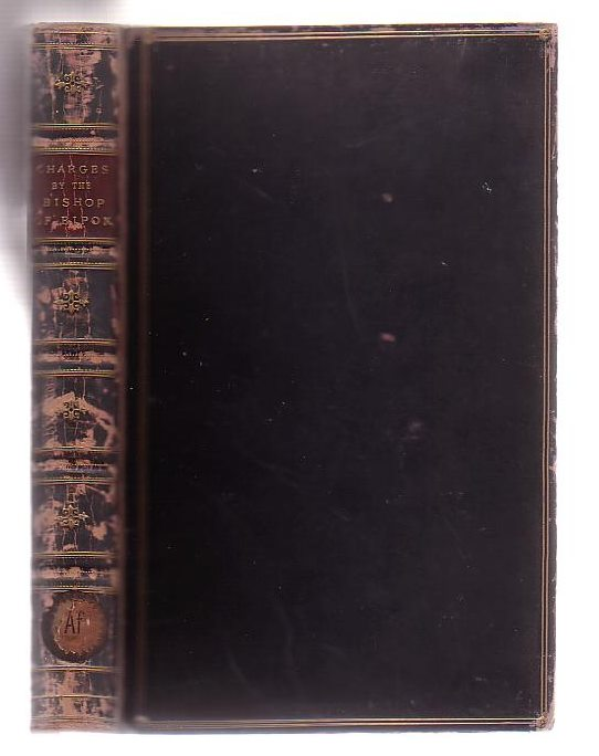 Image for A Charge To The Clergy Of The Diocese Of Ripon, At his Primary Visitation In September And October, 1858 [Bound with six others, similar]