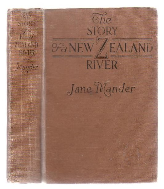 Image for The Story Of A New Zealand River