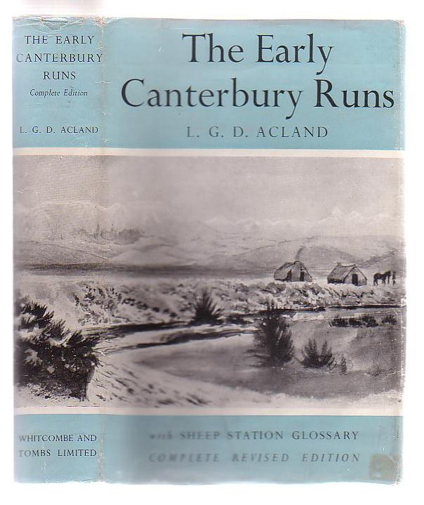 Image for The Early Canterbury Runs