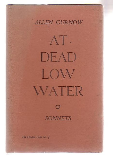 Image for At Dead Low Water And Sonnets