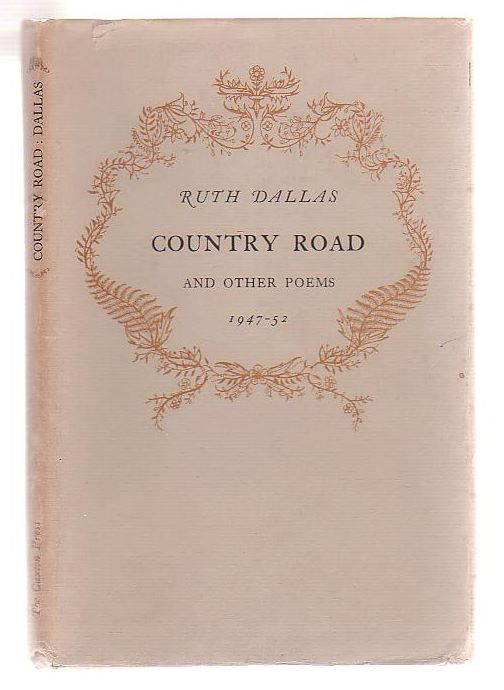 Image for Country Road and Other Poems 1947-52