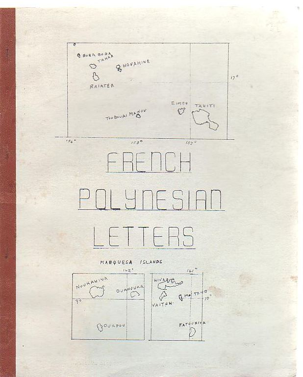 Image for French Polynesian Letters