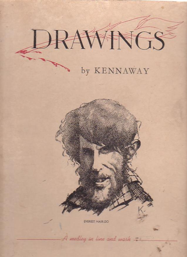 Image for Drawings By Kennaway - A Medley In Line And Wash
