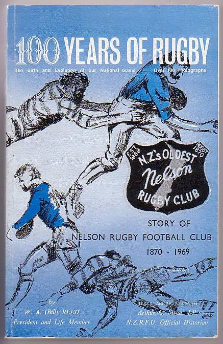 Image for 100 Years of Rugby: The Birth and Evolution of Our National Game
