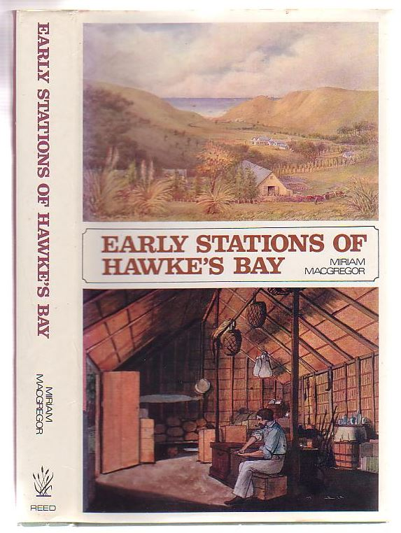 Image for Early Stations Of Hawke's Bay