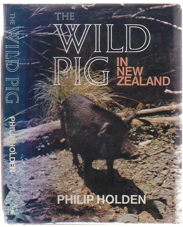 Image for The Wild Pig In New Zealand
