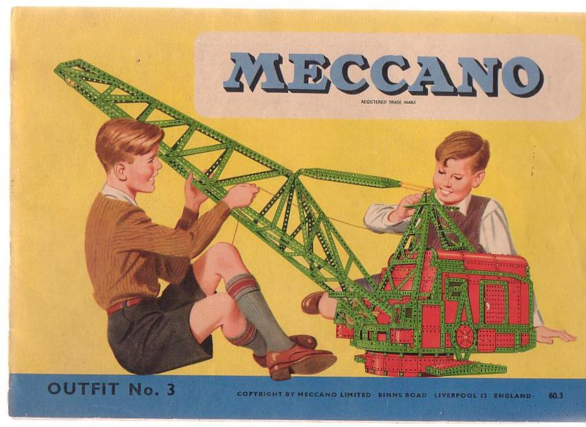 Image for Meccano Outfit No. 3 (60.3)