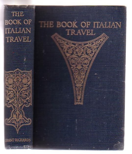 Image for The Book Of Italian Travel (1580 - 1900)