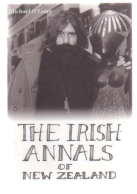 Image for The Irish Annals Of New Zealand