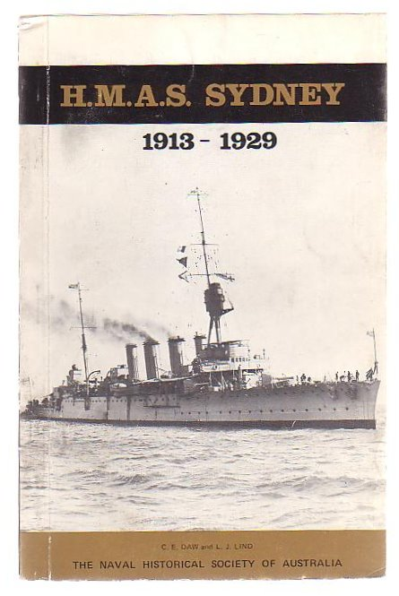 Image for H.M.A.S Sydney The Story Of A Light Cruiser