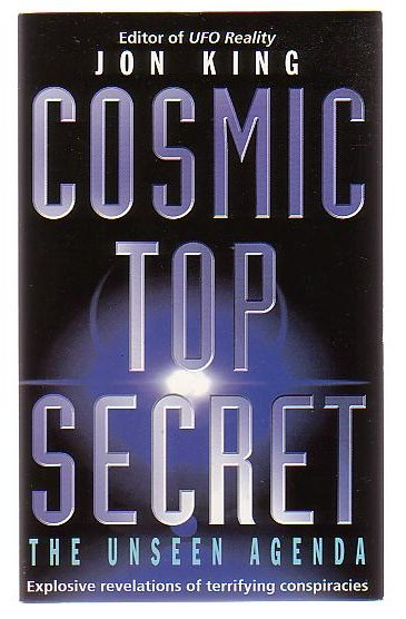 Image for Cosmic Top Secret: The Unseen Agenda