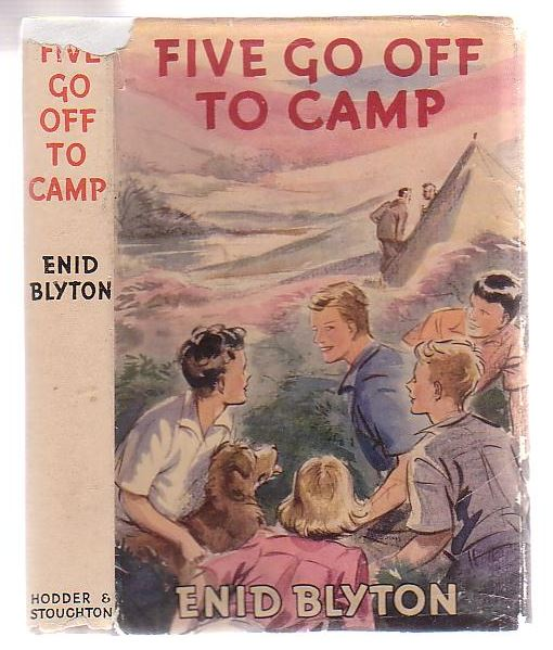 Image for Five Go Off To Camp