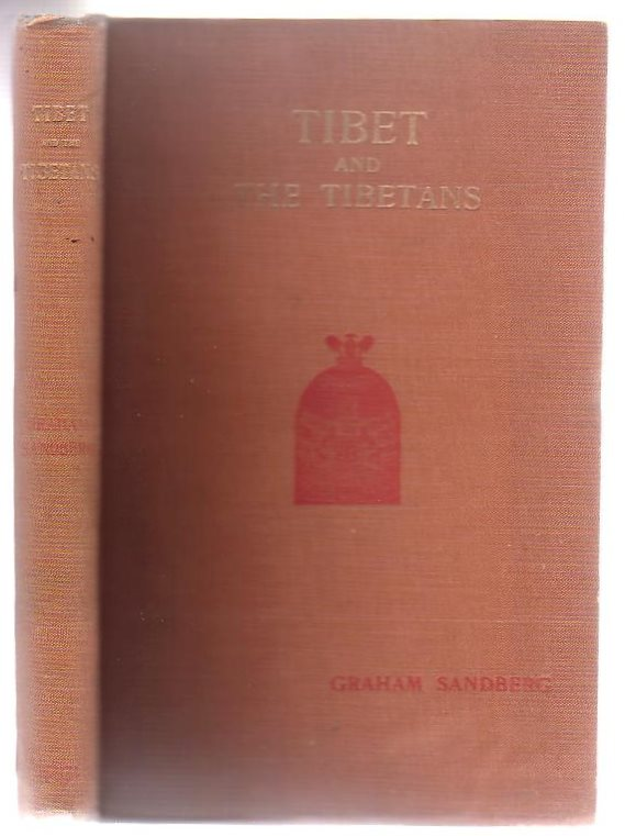 Image for Tibet And The Tibetans