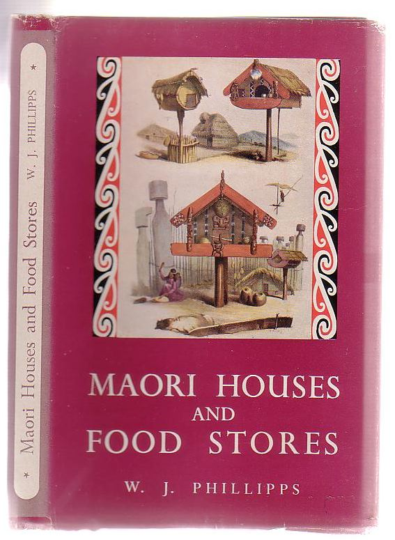 Image for Maori Houses And Food Stores