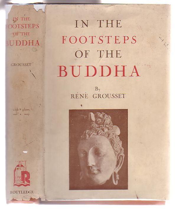 Image for In The Footsteps Of The Buddha