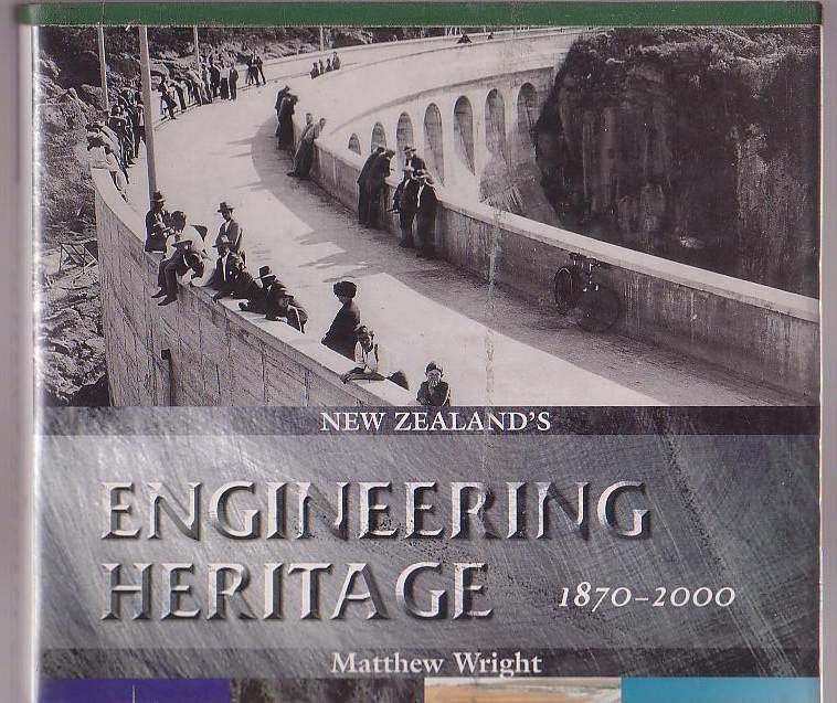 Image for New Zealand's Engineering Heritage 1870-2000