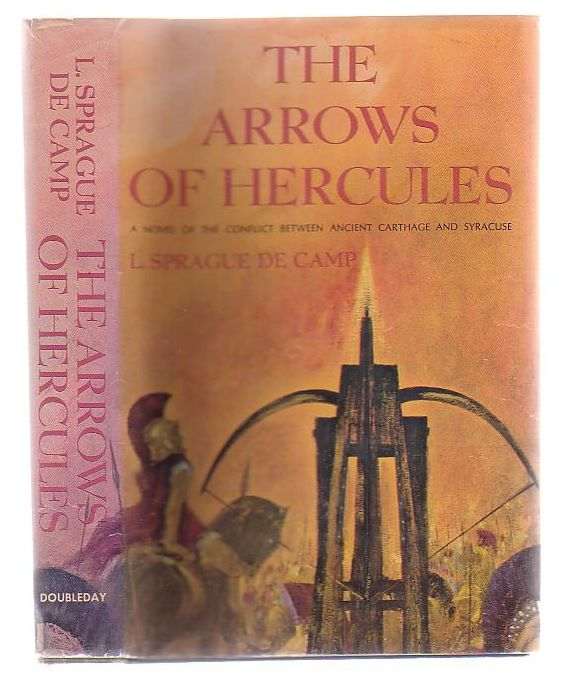 Image for The Arrows Of Hercules