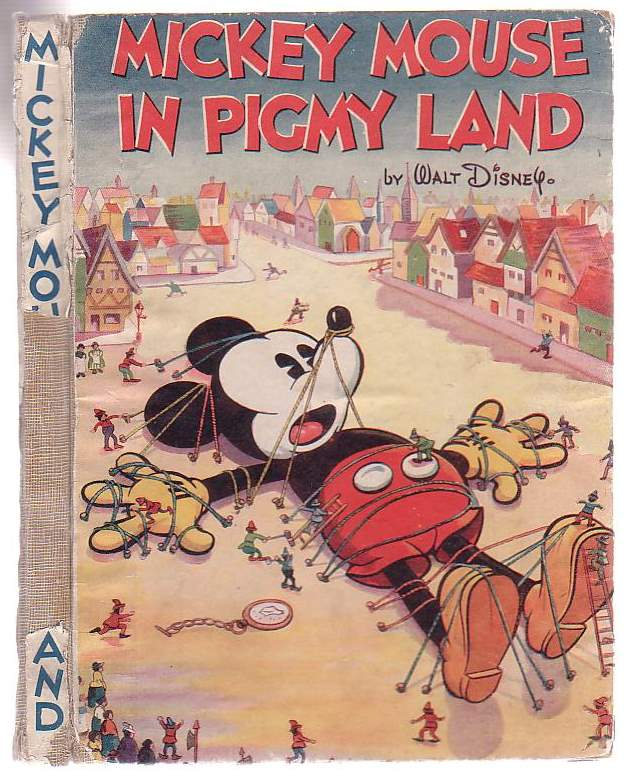 Image for Mickey Mouse In Pigmyland