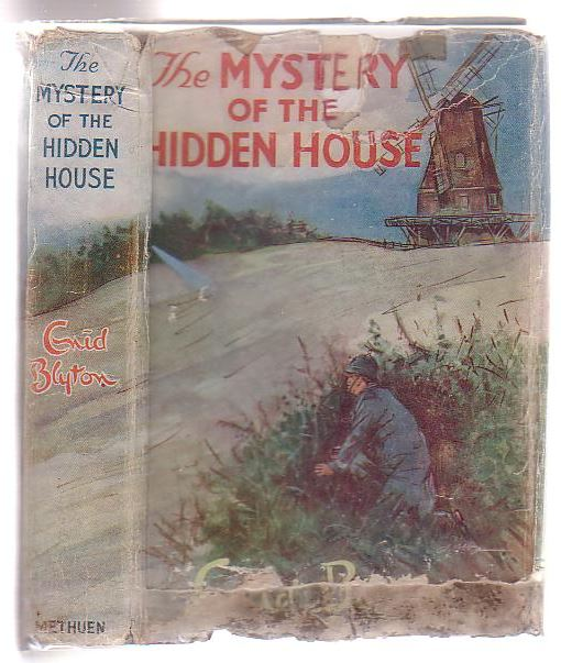 Image for The Mystery Of The Hidden House Being The Sixth Adventure Of The Five Find-Outers And Dog