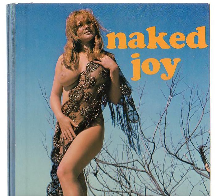 Image for Naked Joy