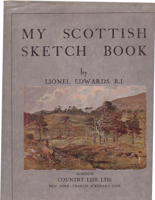 Image for My Scottish Sketch Book