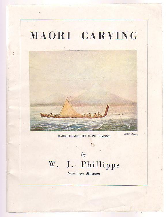 Image for Maori Carving