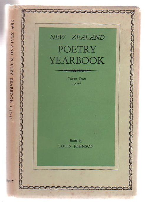 Image for New Zealand Poetry Yearbook - Volume Seven - 1957-8