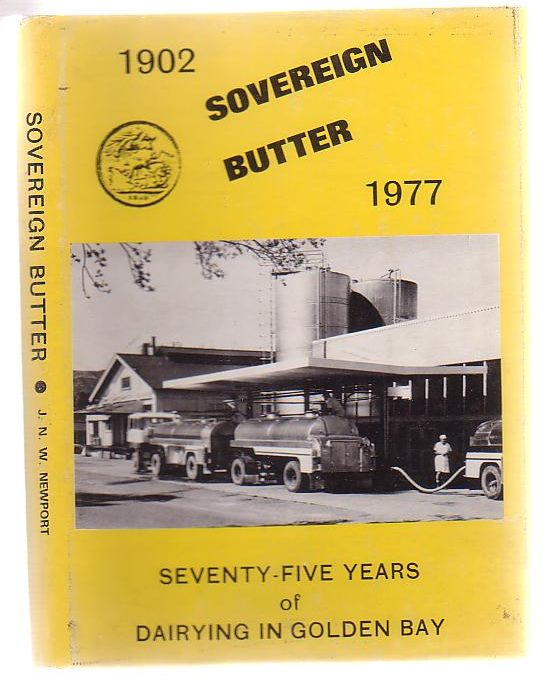 Image for Sovereign Butter Seventy Five Years Of Production