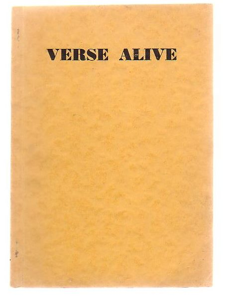 Image for Verse Alive