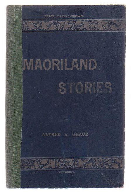 Image for Maoriland Stories