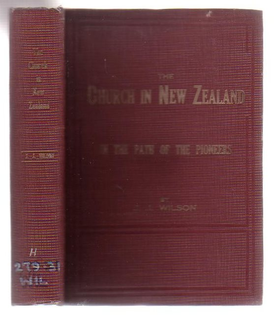 Image for The Church In New Zealand In The Path Of The Pioneers ( Volume II)