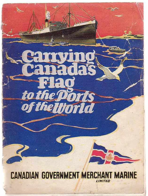 Image for Carrying Canada's Flag To The Ports Of The World