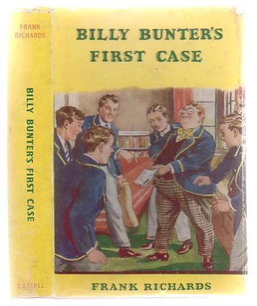 Image for Billy Bunter's First Case