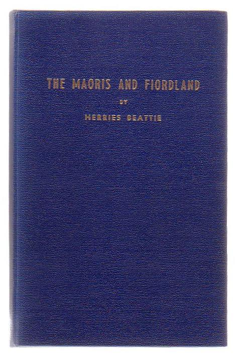 Image for The Maoris and Fiordland