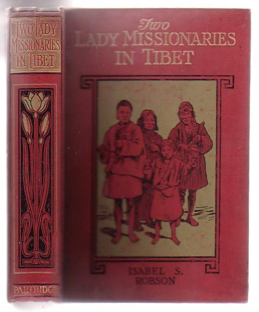 Image for Two Lady Missionaries In Tibet