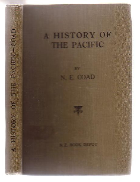 Image for A History Of The Pacific