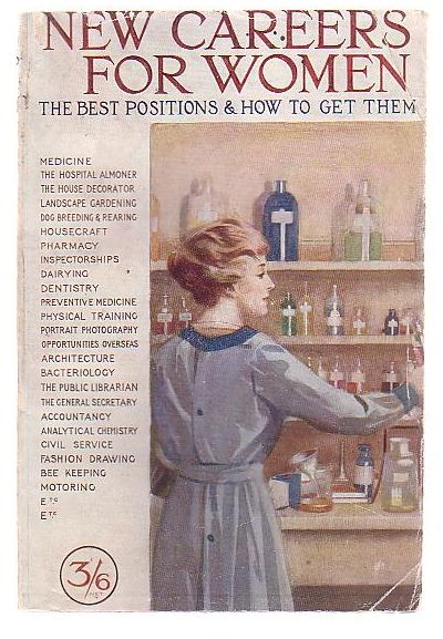 Image for New Careers For Women The Best Positions, And How To Obtain Them