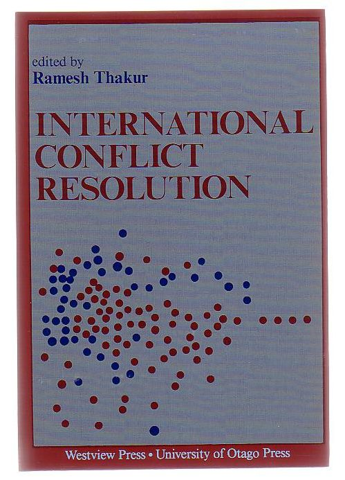 Image for International Conflict Resolution
