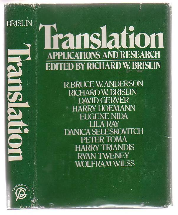 Image for Translation Applications And Reseach