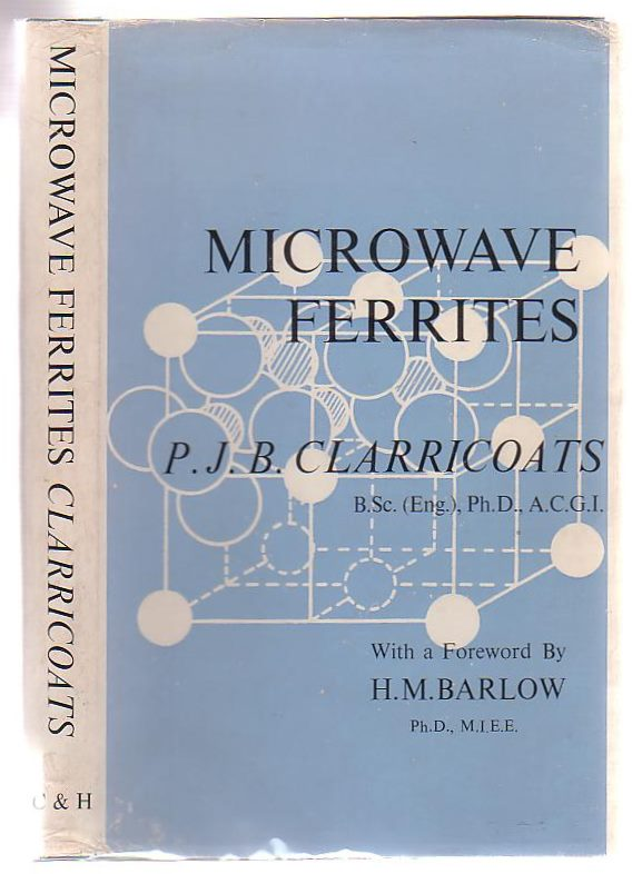 Image for Microwave Ferrites