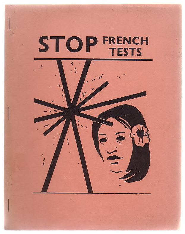 Image for Stop French Tests