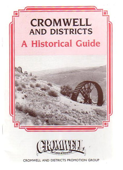 Image for Crowmwell And Districts A Historical Guide