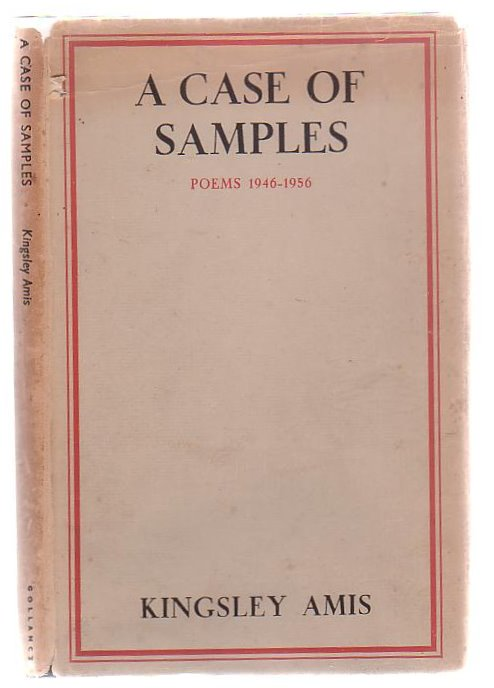Image for A Case Of Samples Poems 1946 - 1956